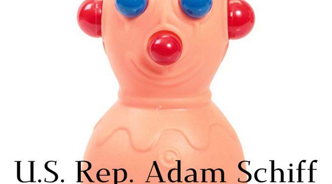 U.S. Rep. Adam Schiff